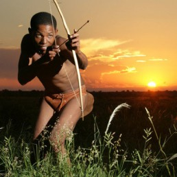 deception valley bushman hunting