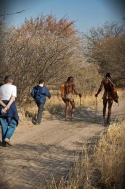 deception valley bushmen walks