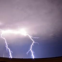 Kalahari storms